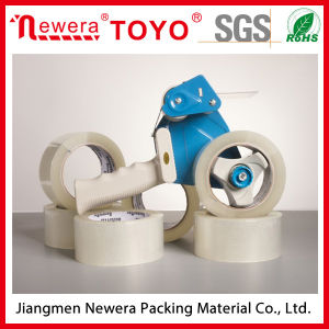 Carton Sealing Hot Melt Adhesive BOPP Packing Tape pictures & photos