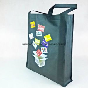 Custom Non-Woven Bulk Reusable Printed Shopping Bag pictures & photos