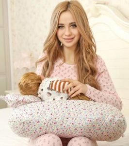 Boppy Slipcover for Boppy Slipcovered Body Pillow pictures & photos