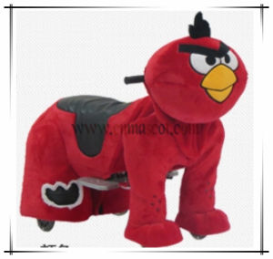 Angry Red Bird Electric Ride on Animal Ride on Car pictures & photos