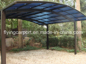 Patio Sunrooms/Aluminum Green House/Flat Roof Luxry Carports