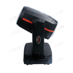 350 Watt 17r Stage Wedding DMX Rotating Prism Zoom Beam Spot Wash 3in1 Moving Head Light pictures & photos