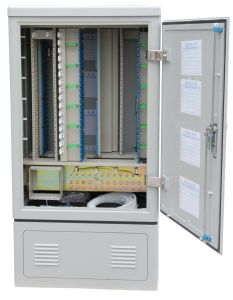 288 Cores Outdoor Fiber Cabinet pictures & photos