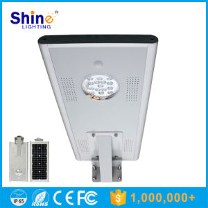 Outdoor 15W All in One Solar LED Street Light with PIR Motion Sensor pictures & photos