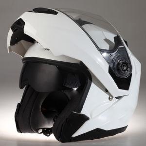 Hot Sales Flip up Sun Visor Motorcycle Helmets, Full Face ECE/DOT Certificate Wholesale pictures & photos