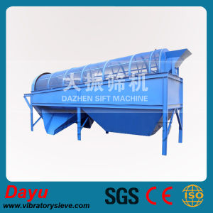 Wood Chips Roller Screen Vibrating Screen/Vibrating Sieve/Separator/Sifter/Shaker pictures & photos