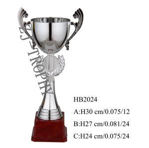 2013 New Design Metal Trophy Hb2024 pictures & photos