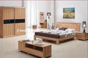 2016 Hot Sale MDF Bedroom Set Jf12 pictures & photos