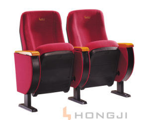 Factory Make Good Price Auditorium Seating, College Lecture Hall Armchair with Plastic Shell pictures & photos