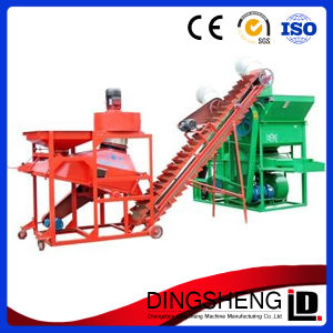 China Manufacture Groundnut/Peanut Shelling Peeling Machine/Sheller pictures & photos