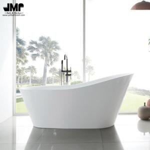 """59""""/66.1""""/70.8""""New Freestanding White Bath Tub Acrylic SPA Soaking Bathtub (2183) pictures & photos"""