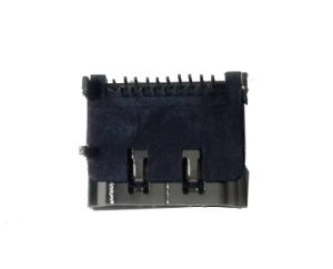 HDMI a Type Female Right Angle DIP 2 Row Connectors From Antenk pictures & photos