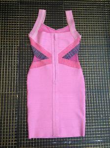Grading Slim Fit Bandage Dress Factory pictures & photos
