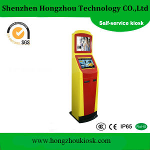 Payment Self Service Kiosk with Touch Screen pictures & photos