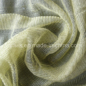 Silk Mesh Fabric pictures & photos