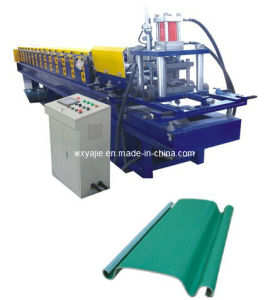 Steel Roller Shutter Slat Roll Forming Machine