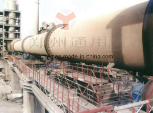 Drying Equipment Rotary Kiln for Activated Carbon pictures & photos