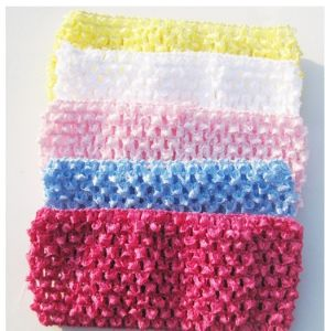 Chidren Knitted Headband Hair, Baby Widening Knitted Hair Band