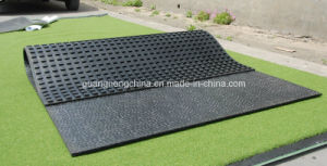 Anti-Slip Cow Rubber Mat Cow Horse Matting Diamond Horse Rubber Mat pictures & photos