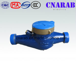 Multi-Jet Vane Wheel Dry Type Cold Water Meter Lxsg-40 pictures & photos