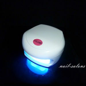 14W&18W Nail UV Gel Cure Lamp UV Light White Color Nail Art Nail Tool pictures & photos