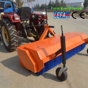 Farm Use Nylon Brush Street Sweeper (SP115) pictures & photos