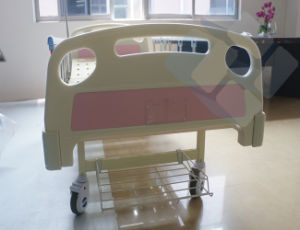 Linak Motor Steering Function ICU Bed with CPR and Battery pictures & photos