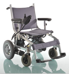 Kse-03 Electric Folding Wheelchair Motor pictures & photos