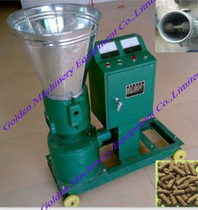 Flat Die Animal Feed Mill Sheep Cattle Food Pellet Machine pictures & photos