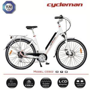 700c Wheel City Electric Bike