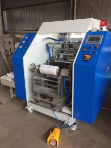 Automatic High Speed Cling Film Rewinding Machine pictures & photos