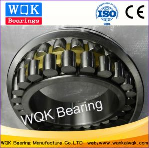 Wqk Bearing 23056 Ca/W33 Brass Cage Spherical Roller Bearing pictures & photos