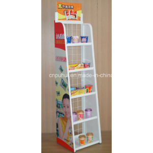 5 Layer Single Sided Snacks Display Rack (PHY1007F) pictures & photos