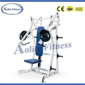Commercial Gym Training Equipment ISO-Lateral Incline Chest Press for Wholesale pictures & photos