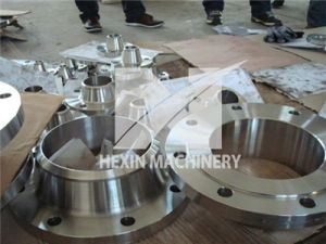 Open Die Forgings Stainless Steel Machined Flanges pictures & photos