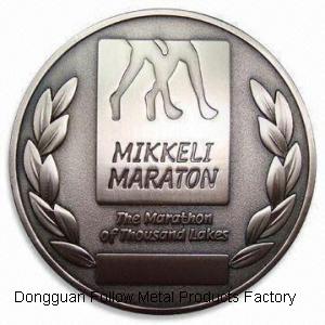Collection Gift Coin Mikkeli Marathon of Thousand Lakes Fashion Jewelry pictures & photos