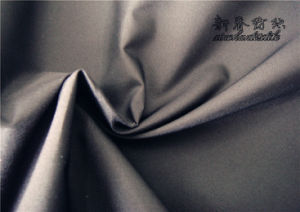 Polyester Dewspo/Pongee Semi-Dull Fabric with PU pictures & photos