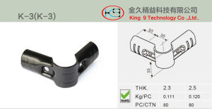 Metal Joint for 28mm Coated Pipe pictures & photos