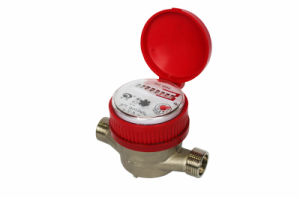 Single-Jet Hot Water Meter