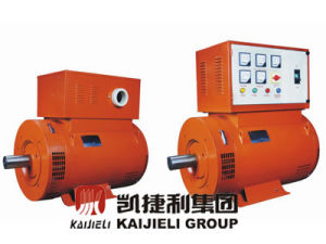 STC Series Three Pahse Alternator (with five-meter box ORANGE) pictures & photos