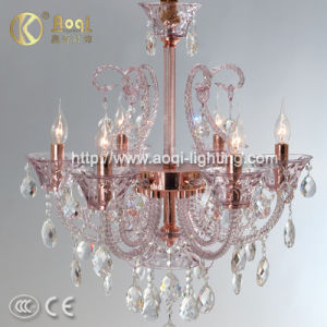 2010 Purple Crystal Chandelier (AQ-0278-6) pictures & photos