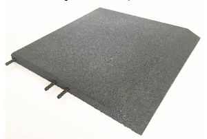 Best Quality Recycled Rubber Tiles, Interlocking Rubber Matting/Rubber Paver/Flooring pictures & photos
