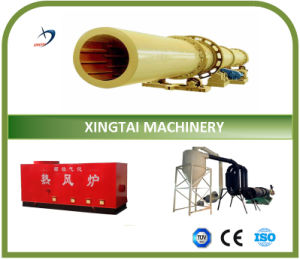 Big Size, 2.6m Diameter, 22m Length, 30kw, 55mt Weight, Bulk Output Rotary Dryer pictures & photos