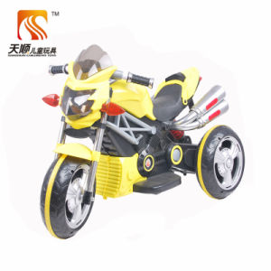 Three Wheels Baby Electric Motorcycle pictures & photos