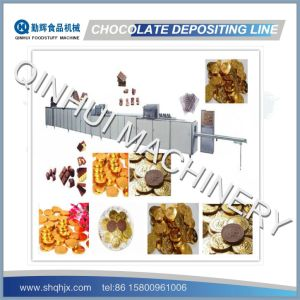 Frequency Control&Full Automatic Chocolate Machine pictures & photos