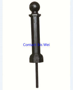 Cast Aluminum Traffic Bollard (BC. E-A17) pictures & photos