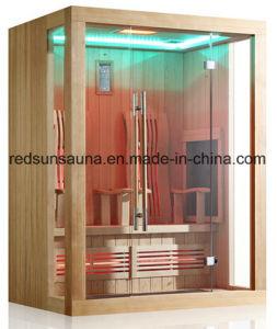 Sauna 2015 High Quality Dry Sauna Far Infrared Sauna (03-L6)
