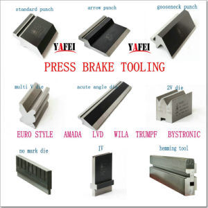 Press Brake Die Tooling of CNC Hydraulic Press Machine pictures & photos