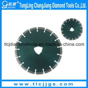 Ultra Thin Laser Diamond Blade for Porcelain Cutting pictures & photos