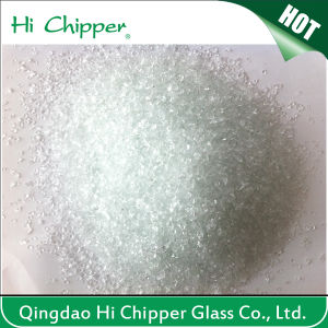 Crushed Crystal Glass Chips for Engineered Stone pictures & photos